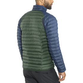 Haglöfs Essens Mimic Jacket Men, mineral/tarn blue